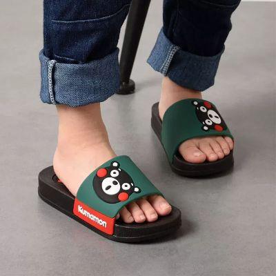 兒童拖鞋夏男女童親子鞋一家三口厚底軟底可愛卡通防滑寶寶涼拖鞋 臻依緣