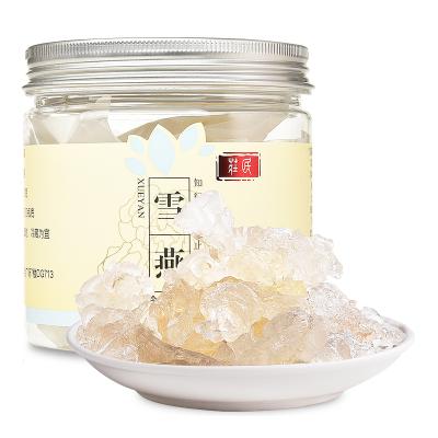 莊民(zhuang min) 雪燕30g/罐 拉絲植物雪燕保健營養 養生茶 精選好貨桃膠雪蓮子皂角米燕窩搭配伴侶