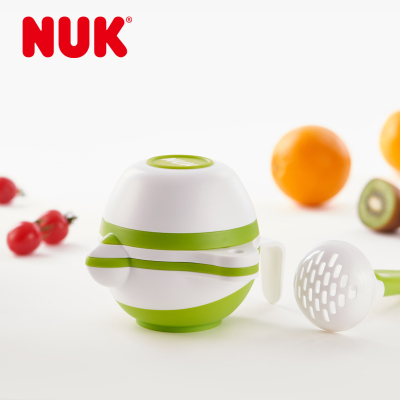 NUK嬰兒多功能食物研磨套裝(新舊版本隨機發出)