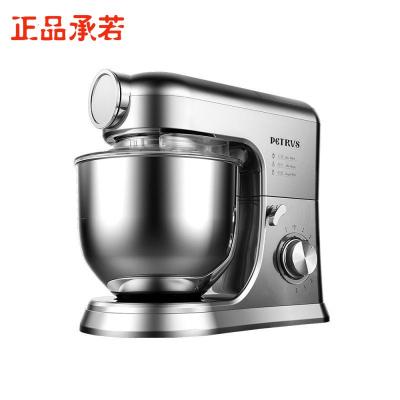 炒菜机Petrus/柏翠厨师机家用和面机小型多功能搅拌揉面机全自动打奶油