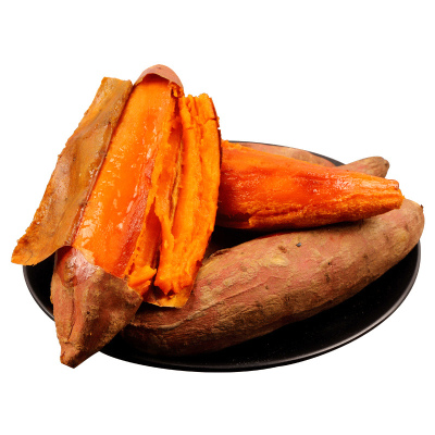 【两件起拍】薯家上品 福建六鳌沙地红蜜薯 2.5斤装中果 新鲜现挖番薯烤红薯【偶数发货】