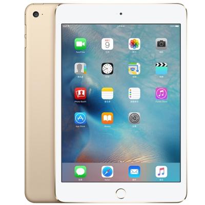 【二手9成新】Apple iPad mini4 WiFi版 7.9英寸 16G 金色 二代A8芯片 蘋果ipad 迷你4