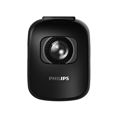 飛利浦(Philips)行車記錄儀 ADR720 專業級 記錄儀 超高清 大廣角 迷你隱藏智能行車 車載行車記錄儀