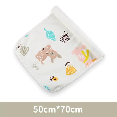睿智媽媽(witmoms)嬰幼兒童隔尿墊成人月經墊防水防滑可洗透氣針織棉面料