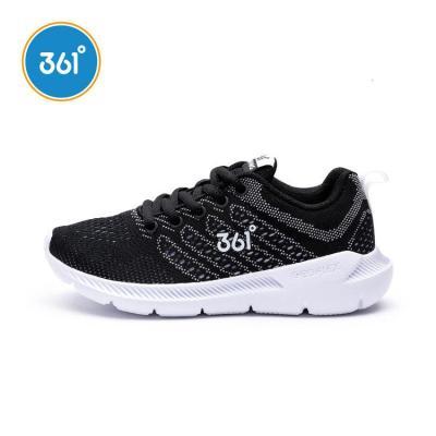 361度童鞋男童中大童網春季新款氣輕便跑步鞋運動鞋N71913502