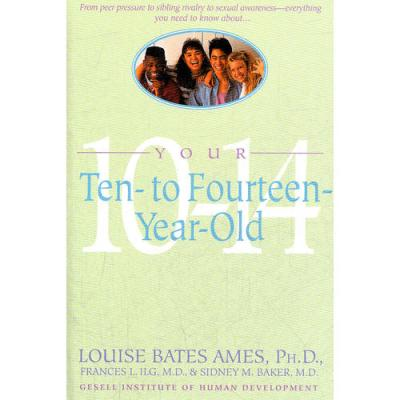 YOUR TEN TO FOURTEEN YEAR OLD(ISBN=9780440506782) 英文原版