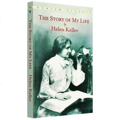 我的人生故事 英文原版 The Story of My Life 海倫凱勒傳記 全英文版小說 自傳小說 進口書 正版