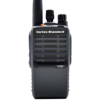 摩托羅拉(MOTOROLA) V308 對講機 商用民用 大功率調頻手臺 黑色
