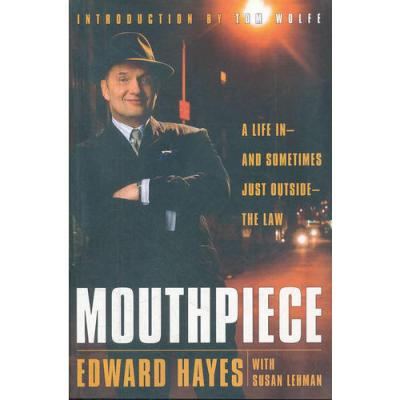 MOUTHPIECE: A LIFE IN THE LAW(ISBN=9780767916547) 英文原版