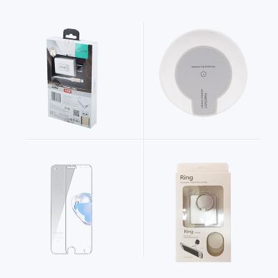 【贈品】充電套裝+剛化膜+無線充+手機指環扣 顏色隨機