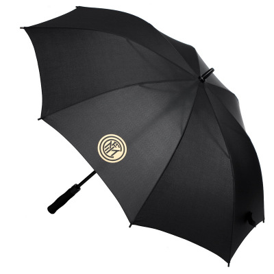 国际米兰俱乐部Inter Milan新品长柄超大防晒商务雨伞晴雨两用