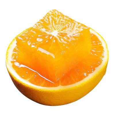 秭歸臍橙夏橙精品果2.5斤果徑65-75MM 當季橙子水果新鮮手剝榨汁橙