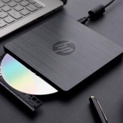 HP/惠普 USB外置DVD-R/W刻錄光驅原裝正品筆記本臺式機通用外置光驅