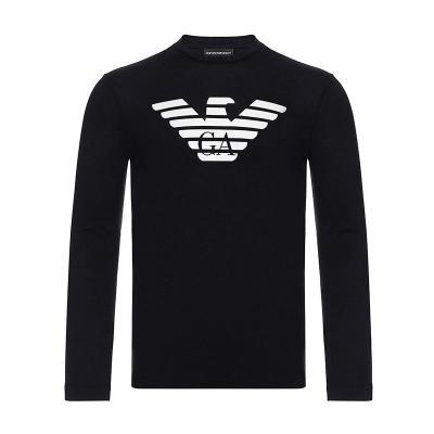 EMPORIO ARMANI EA 阿玛尼 男士棉质圆领套头衫 8N1T64 1JPZZ