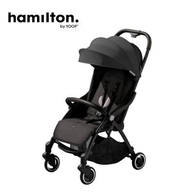 hamilton汉弥尔敦R1婴儿推车重力折叠轻便可坐可躺可上飞机一键折叠婴儿伞车0-5岁儿童宝宝推车