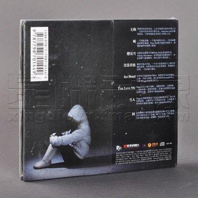 【正版】許哲佩:雪人 2009專輯唱片 CD+歌詞本