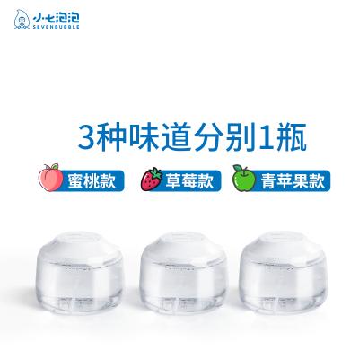 SEVEN BUBBLE/小七泡泡兒童成人廚房衛浴洗洗手液-三種味道各1瓶