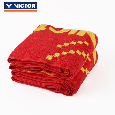 VICTOR威克多 棉吸汗毛巾运动毛巾 TW182 运动毛巾