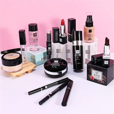 彩妝化妝品全套十五件套裝新手初學者組合美妝女學生自然色彩妝十五件套 自然色彩妝十五件套