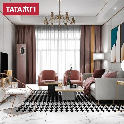 TATA木门 电视背景墙客厅护墙板沙发背景墙装饰 轻奢1号背景墙B款