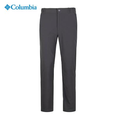 2020春夏哥倫比亞輕薄男褲速干褲戶外彈力防水透氣長褲AE0374