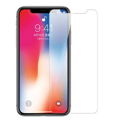孔雀屏xr蘋果11鋼化8plusxsmax/xs8p7p6p/5pro高清se2手機保護膜4iphone11promax