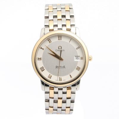 【二手95新】歐米茄OMEGA碟飛系列4310.32.00男表石英奢侈品鐘手表腕表