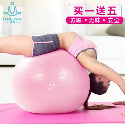 峰燕加厚瑜伽球防爆健身瑜珈球正品兒童孕婦分娩運動初學者平衡球