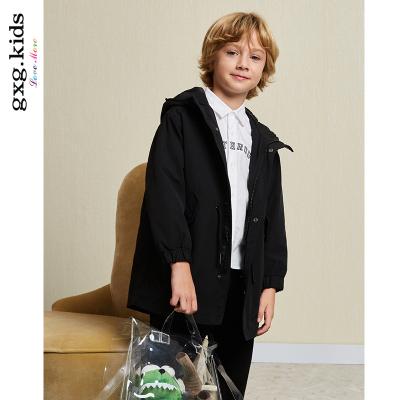 【兩件2折價:259】gxg 童裝冬季新款男童羽絨服寶寶可拆卸內膽兩件套羽絨外套
