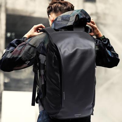 唐酷TANGCOOL雙肩包男士旅行包出差背包休閑大容量書包運動行李包個性筆記本電腦包男