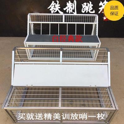 古达鸽子跳笼 信鸽赛鸽用品用具 鸽棚鸽舍 只进不出跳笼 放飞笼