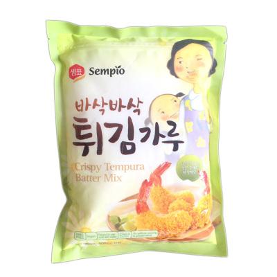 韓國進口 膳府炸粉500克 炸魚炸蝦 預調味面粉 烹飪烘焙佐料