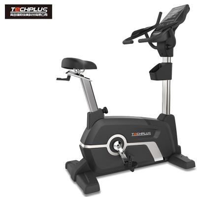 美国瑜阳TECHPLUS商用直立式健身车健身房专用动感单车PB301免费送装