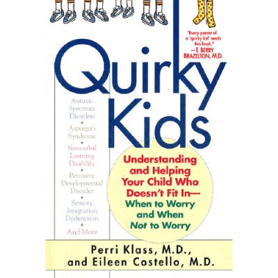 QUIRKY KIDS(ISBN=9780345451439) 英文原版