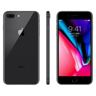 苹果(Apple) iPhone 8 Plus(A1864)64GB 深空灰 移动联通电信 全网通4G手机 智能手机