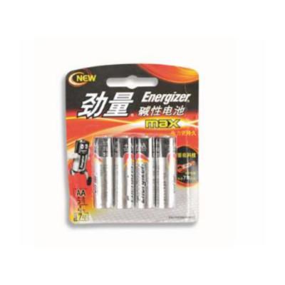 勁量 Energizer E92 BP4 勁量堿性電池7號,4節卡裝