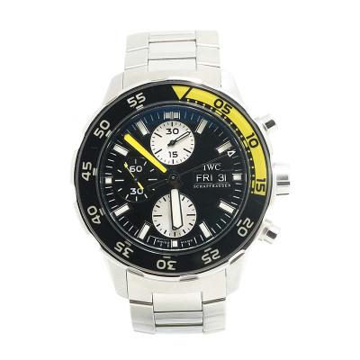 【二手95新】万国IWC海洋时计系列IW376708男表自动机械奢侈品钟手表腕表