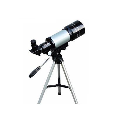 兒童專業天文望遠鏡F30070M單筒望遠鏡配三腳架古達學生望遠鏡