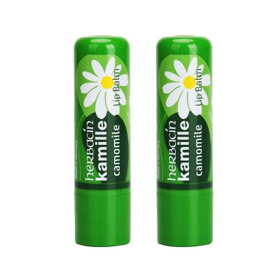 2支裝| Herbacin賀本清小甘菊修護唇膏4.8g/支