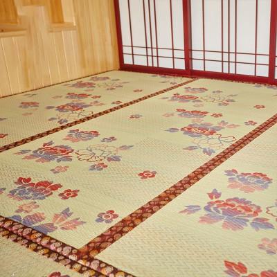 榻榻米垫子定做椰棕乳胶日式踏踏米床垫地垫家用子塌塌米坑垫棕垫