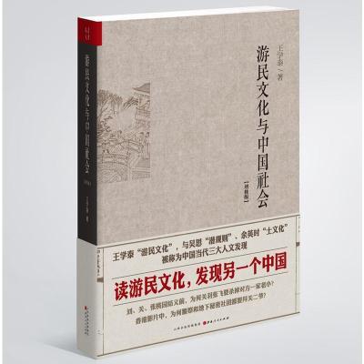 游民文化與中國社會增修版