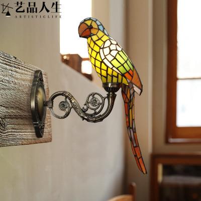 藝品人生 客廳樓梯間復式樓壁燈北歐風別墅過道陽臺玄關書房臥室燈飾