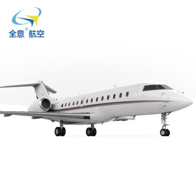 庞巴迪环球5000载人公务机全意航空 报价旅游 出租 私人飞机包机 真飞机 飞机整机