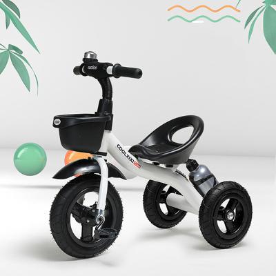 儿童三轮车脚踏车1-3-2-6岁大号儿童车智扣宝宝婴幼儿小孩三轮车童车