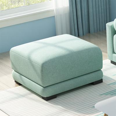 簡寧北歐可拆洗的換鞋凳腳踏沙發凳臥室床尾凳試衣間長方形長條小凳子