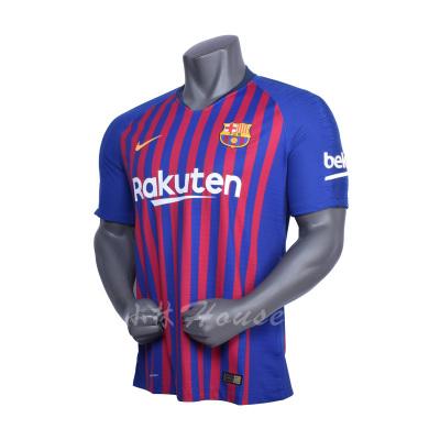 新品現貨NIKE18-19巴塞羅那球員版主場比賽服足球服球衣894417-456
