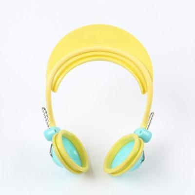 耳罩防水寶寶游泳護耳貼洗澡嬰兒洗發耳套帽耳朵洗頭進水兒童MSY