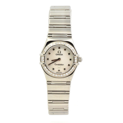 【二手95新】欧米茄OMEGA星座系列1466.71.00女表石英奢侈品钟手表腕表