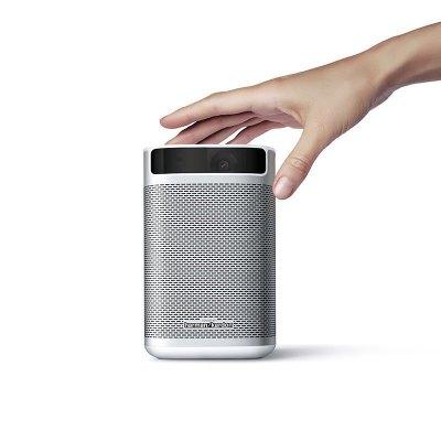 極米 (XGIMI )Play特別版 投影機 投影儀 家用 便攜(兼容1080P 支持側投 內置電池 )
