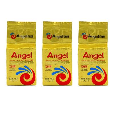 安琪 耐高糖 高活性干酵母100g*3 便利优惠装 三包更实惠 发面馒头面包包子